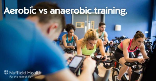Exercise And The Impacts On Metabolism: Aerobic Vs. Anaerobic!