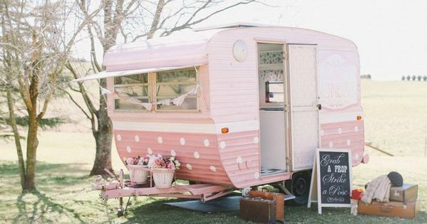 caravane id es deco caravanes party caravane pinterest caravane idee deco et id e. Black Bedroom Furniture Sets. Home Design Ideas