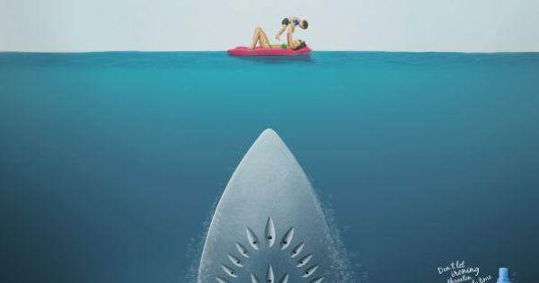 Suavitel goodbye ironing shark advertising agency y for Ad agency in usa