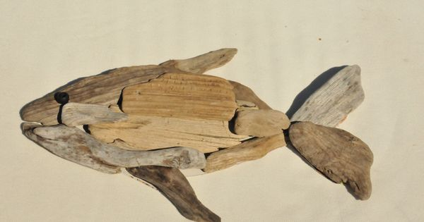 driftwood fish nature pinterest bois verre poli par la mer et poissons. Black Bedroom Furniture Sets. Home Design Ideas