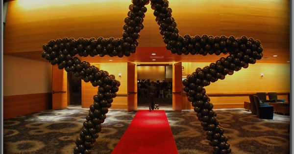 Red Carpet Event Decorations | Does your college event ideas include matching