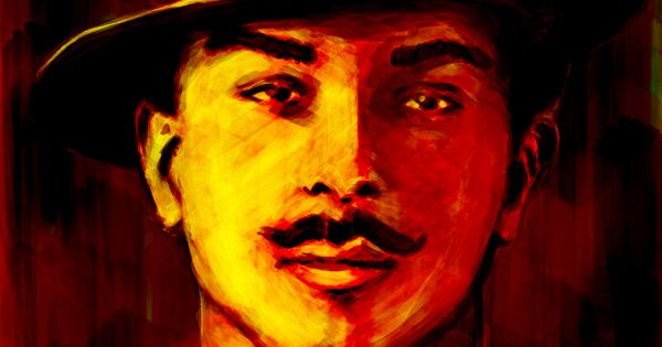 Bhagat Singh Photo Hd Wallpaper: Bhagat Singh Indian Freedom Fighter