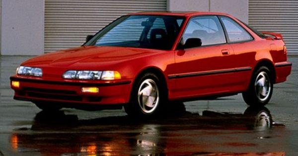 1993 Acura Integra I Had One Of These And Loved It Acura Integra Acura Honda Type R