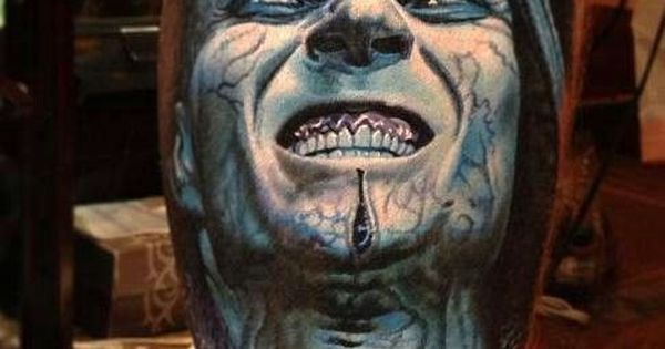 blade ii blade tattoos pinterest scary tattoos tattoo designs and design. Black Bedroom Furniture Sets. Home Design Ideas