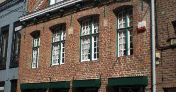 Maison de 1779 rue de rubecque hazebrouck for Architecture flamande