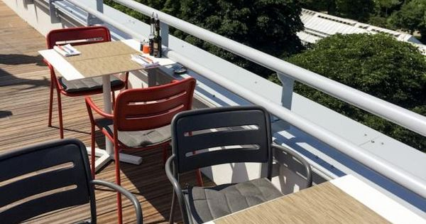 restaurant toit terrasse piscine molitor paris terrasses parisiennes pinterest. Black Bedroom Furniture Sets. Home Design Ideas