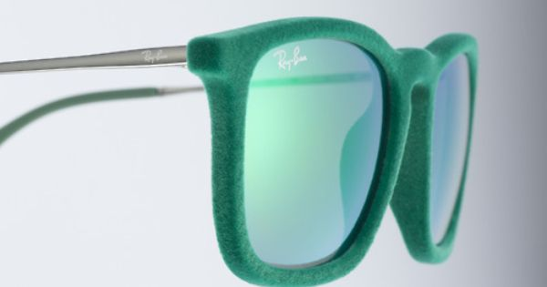 Love these RayBans! The color is perfect for summer