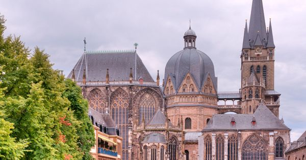 Cute Germany Aachen Cathedral UNESCO World Heritage Pinterest Aachen cathedral Cathedrals and Beautiful places