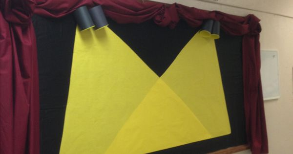 Classroom Theme Ideas Grade ~ Creative bulletin board ideas for kids spotlight