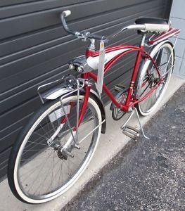 Vintage 1960 Men S J C Higgins Flightliner Bicycle Nos Local Pick Up Only Bicycle Vintage Bicycles Vintage Bikes