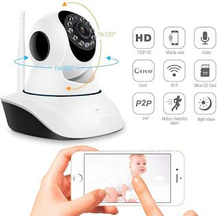 Jnbcs Best Top Five Cctv Cameras Sell On 2020 Best Security Cameras Ip Security Camera Wireless Home Security Systems