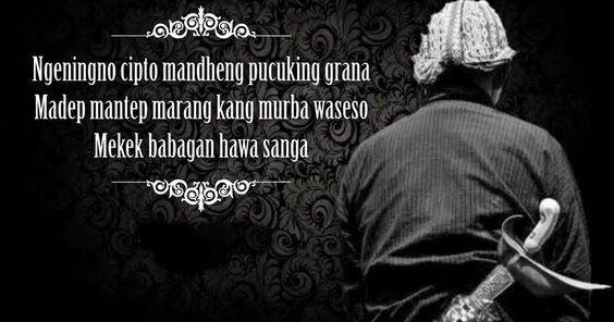 Kata Mutiara Pernikahan Dalam Bahasa Jawa