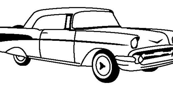 Chevrolet corvette 1955 coloring page corvette car for Corvette car coloring pages