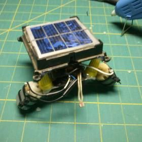 Solar Powered Robot From Trash Fun Projects For Kids Solar