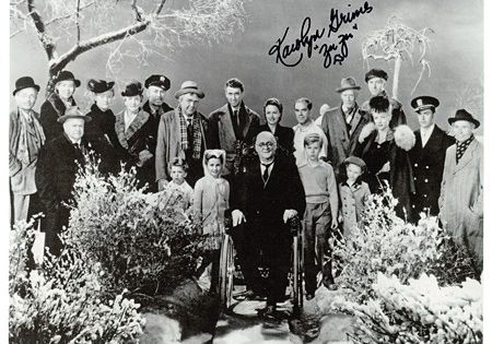 Cast Of It 39 S A Wonderful Life No Words Can Describe This Beautiful And Epic Picture Well I