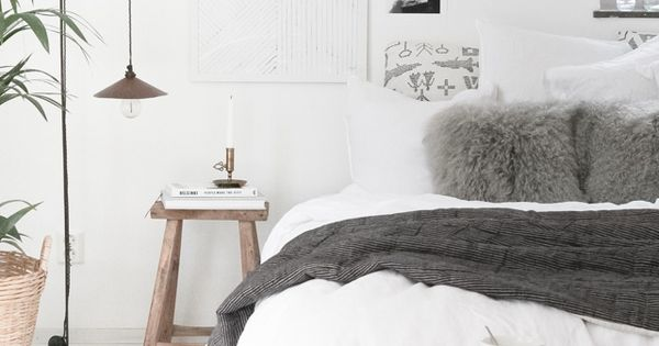my scandinavian home  interior  Pinterest  침실, 침대 및 집안 꾸미기