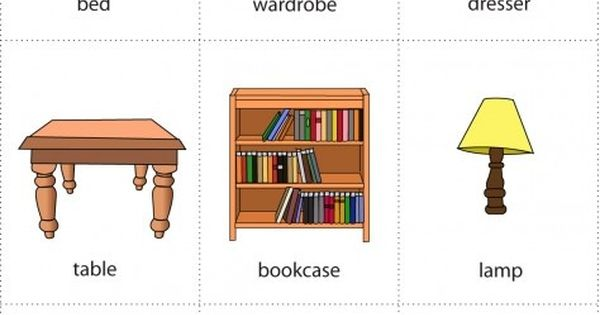 parts of the house flashcards to print - Buscar con Google : Flashcards : Pinterest : Spanish ...