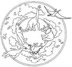 Resultat De Recherche D Images Pour Mandala A Colorier Mandala Dinosaure Coloriage Dinosaure Coloriage Dinosaure A Imprimer