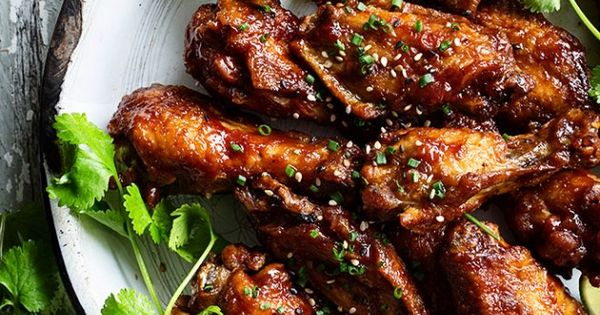how to cook chicken wings with coke