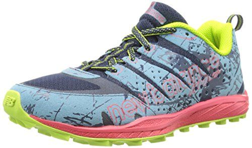 New Balance Womens Wt110 Women S Trail Running Shoes Shoegreyblue8