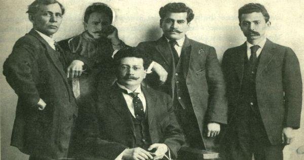 Ricardo Flores Magon Y Hermanos Biografia Corta Para Tareas Flores Magon Revolucion Mexicana 1910 Historia De Mexico