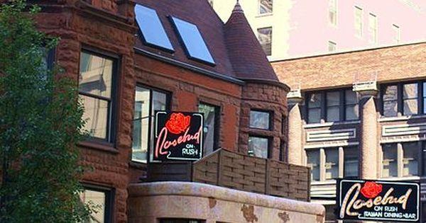 Rosebud taylor st chicago : Ifh food