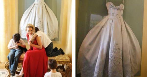 Through The Front Door Wedding Wednesday Dress Display Wedding Dress Preservation Wedding Dress Frame Dress Preservation