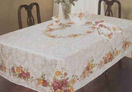 Royal Albert Old Country Roses Tablecloth Rectangular 60