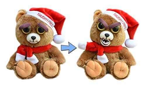 William Mark Feisty Pet Santa Bear Ebeneezer Claws Stuff Https