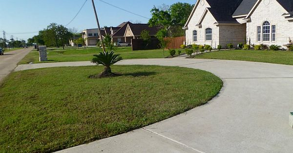 Half Circle Driveway New House Pinterest Circle