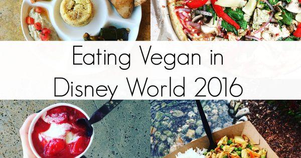 Eating Vegan in Disney World 2016 | The Friendly Fig ...