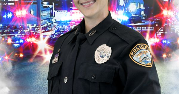 Women S History Month School Resource Officer Hailey Tucker Cape Coral Police Department Womens History Month Women In History Police Department