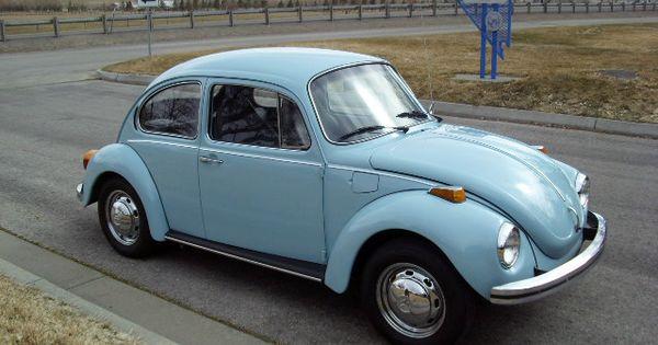 1973 Volkswagen Super Beetle 2 Door Sedan Barrett Jackson Auction Company Volkswagen Vw Super Beetle Old Classic Cars