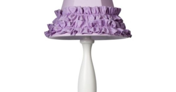 Pin By Misty Dumas On Home Purple Lamp Green Girls Rooms Girl Room Inspiration
