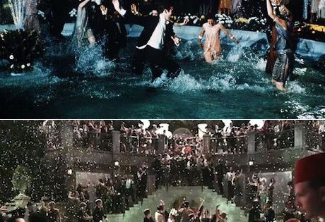 While the party continues all night long wedding gatsby style and the great for Jay gatsby fear of swimming pools