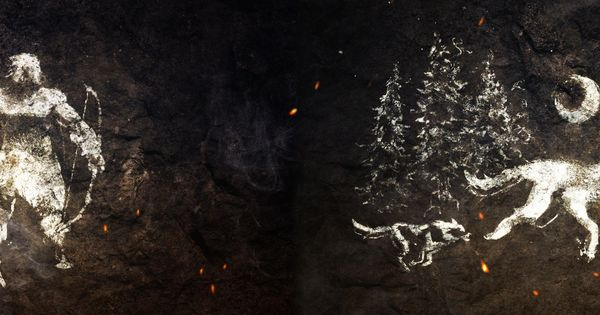 Made a FarCry Primal Dual Monitor Wallpaper [3840x1080