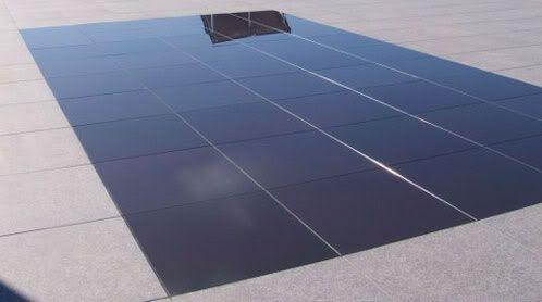 El Primer Pavimento Fotovoltaico Del Mercado Proyectos De Energia Solar Paneles Solares Baldosas