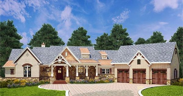 Craftsman plan with 2531 square feet and 3 bedrooms from for 2500 to 3000 sq ft homes