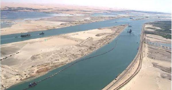 موضوع تعبير عن قناة السويس الجديدة قصير بالعناصر Outdoor Suez Beach
