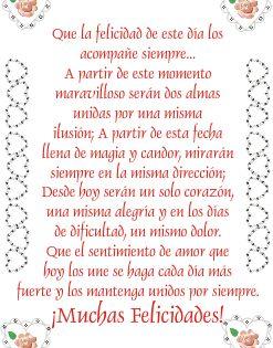 Imagenes Con Frases Para Recién Casados Todo Enamorados Felicitaciones De Boda Originales Felicitaciones De Matrimonio Felicitaciones Para Recien Casados