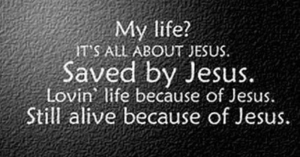 Amen, my savior, my healer my redeemer. Living an abundant life, blessed