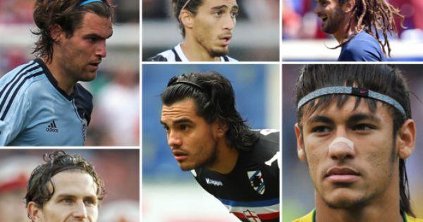 20 Hot Soccer Guys With Long Hair Soccer Hair Boys Long Hairstyles Boys Haircuts