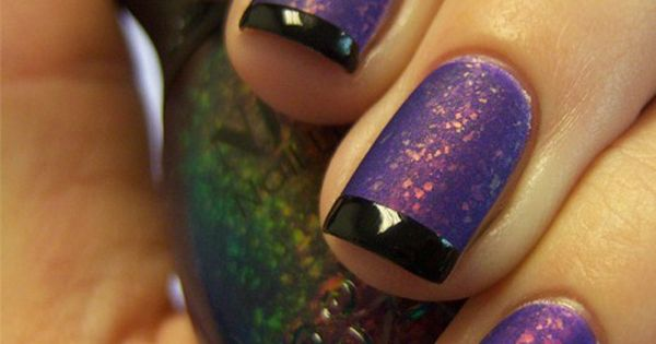 French manicures are among the top choices for manicures as they lo