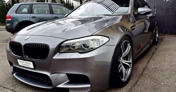Bmw F10 M5 Grey Cool Cars And Trasportation Pinterest