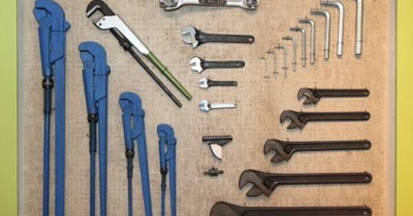 Verktyg Utstallning 2 Adjustable Wrenches Wrenches Tools