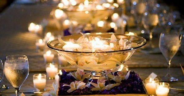 Center piece Idea for wedding