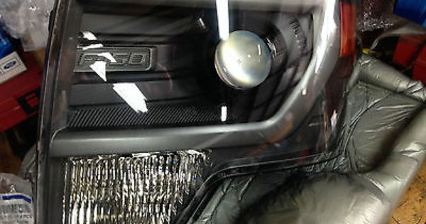 Flush Mounted Led Back Up Lights On A Ford F150 These Powerful Led Lights Will Brighten Up Whatever Is Be Ford F150 Custom Ford F150 Accessories Truck Bumpers
