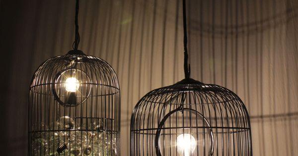 Caged ideas by Juan Pablo R. Valadez & Karen Oetling Interior Elements Pinterest Lights ...