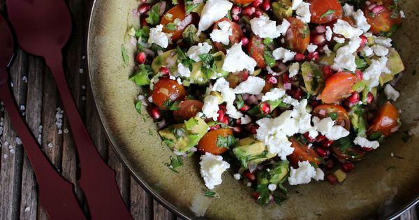 Gezond recept dat ideaal is als lunch deze salade met for Ver mangeur de salade
