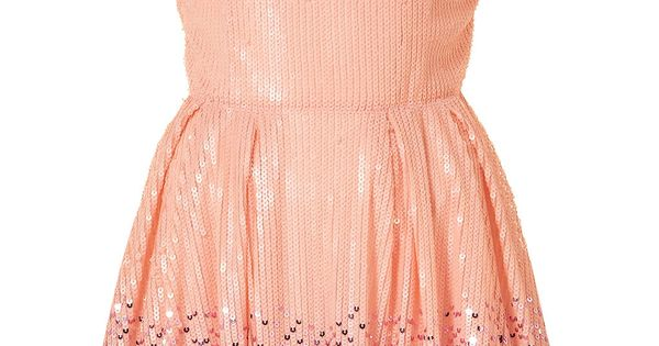 Ombre Sequin Dress from Top Shop promdress